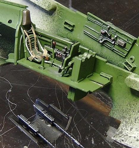 050601 P-40 Tomahawk Cockpit 48 ab | P-40C - Tomahawk ...