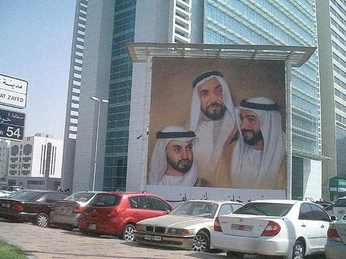 UAE, ABU DHABI Sheikh Zayed UAE founder - Flickr - Photo ...