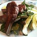 BAL Café : Lamb with endives and dandelion