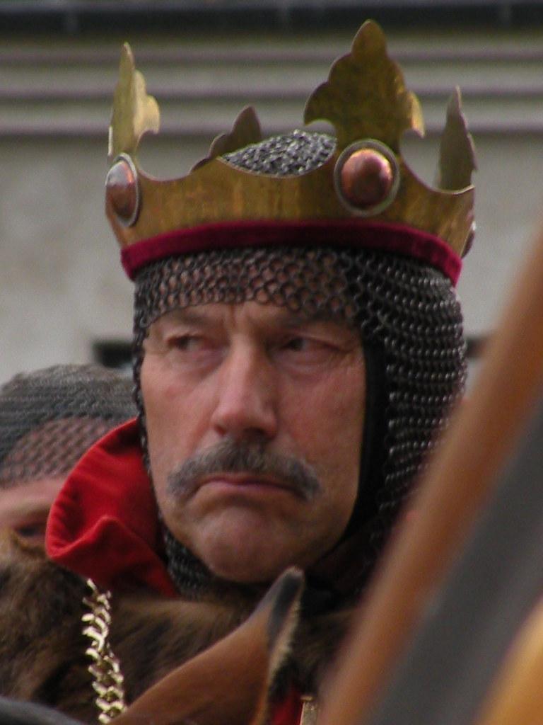 King Valdemar Atterdag...