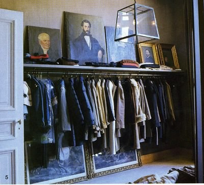 coat room from vincent van duysen | katycavell | Flickr