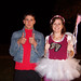 Student and Staff Dress Up for Halloween Bash