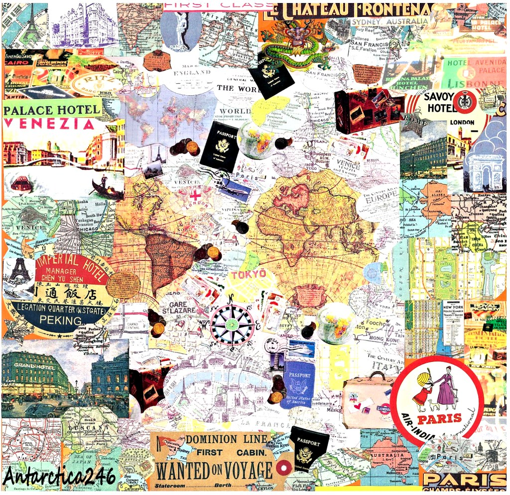 Travel Book Cover Ideas Europe
