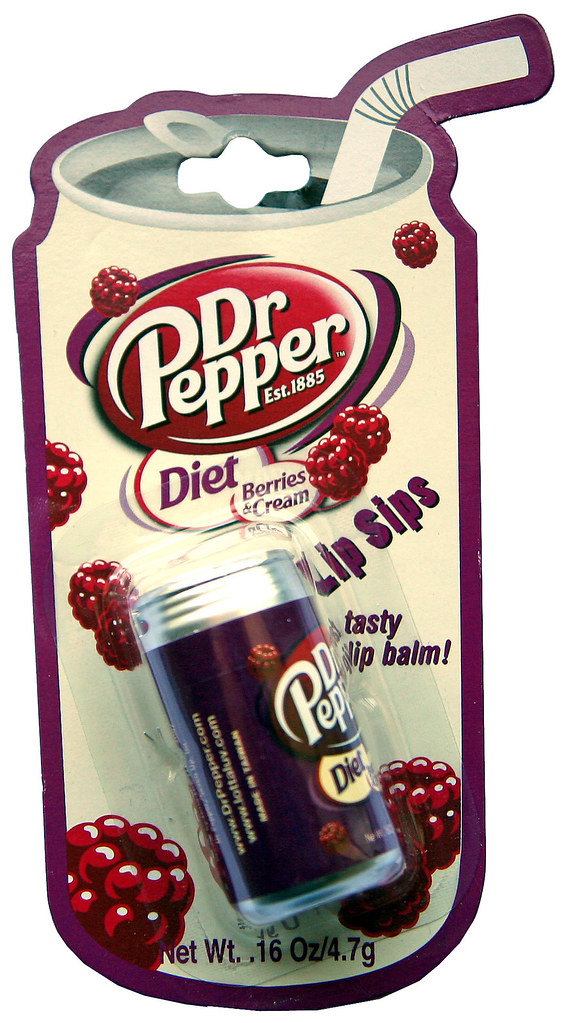 Dr Pepper Flavoured Cake