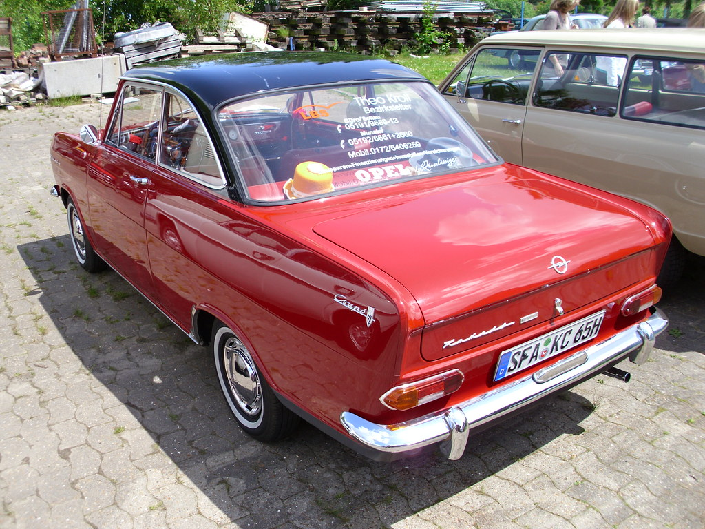 opel kadett a coup 1964 65 2 stade 2010 hog troglodyte flickr. Black Bedroom Furniture Sets. Home Design Ideas