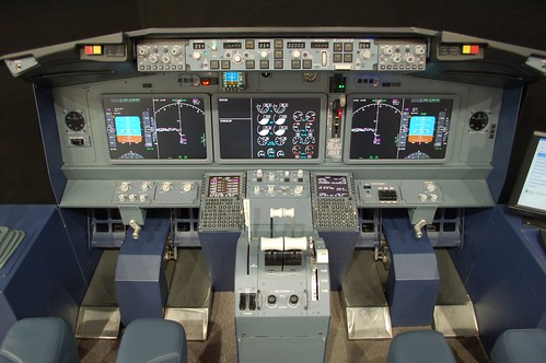 GE Aviation Boeing 737 Updated Flight Deck | by Jon Ostrower