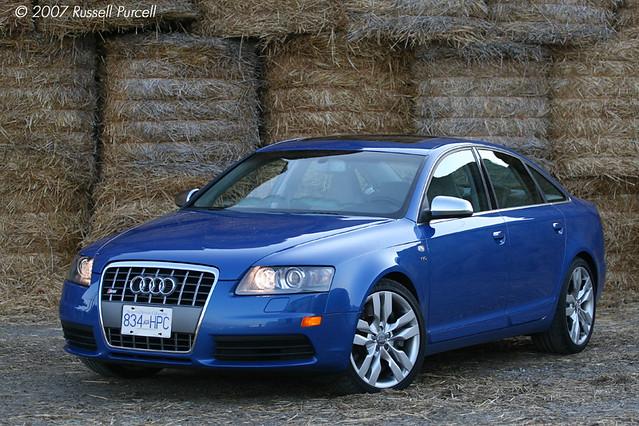 Audi S V Audi S V Russell Purcell Flickr - Audi s6 v10