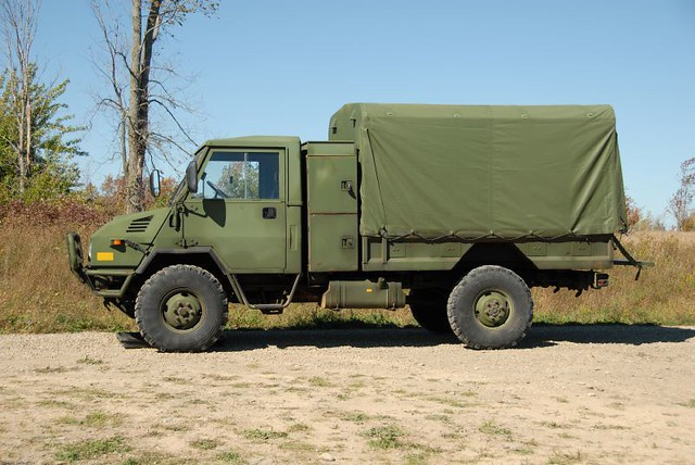 Build A Truck >> LSVW - Worst Vehicle in NATO | 32 CBG at ATC Meaford - IBTS … | Flickr