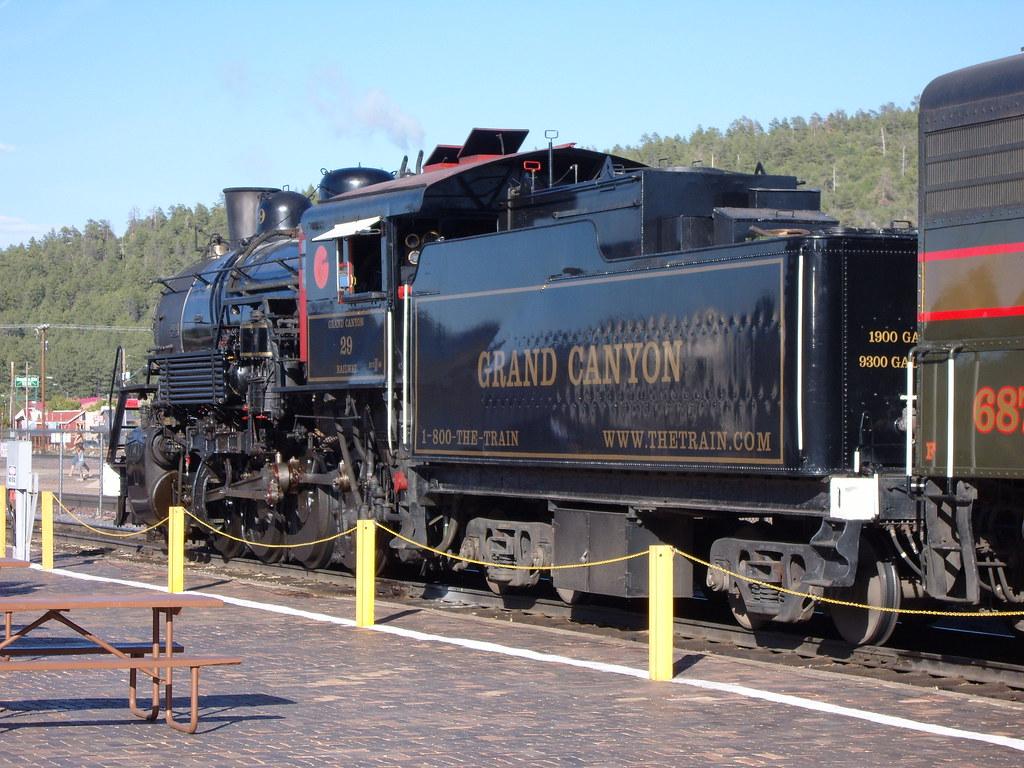 Grand Canyon Railway Tours Phoenix