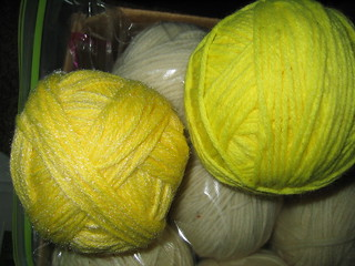 Yellow Yarn | by amanky