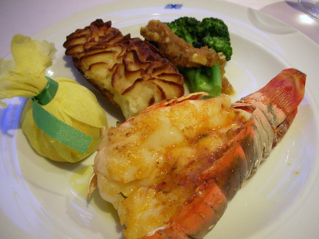 Celebrity Infinity. Food. Broiled Lobster Tail   Broiled Lob…   Flickr