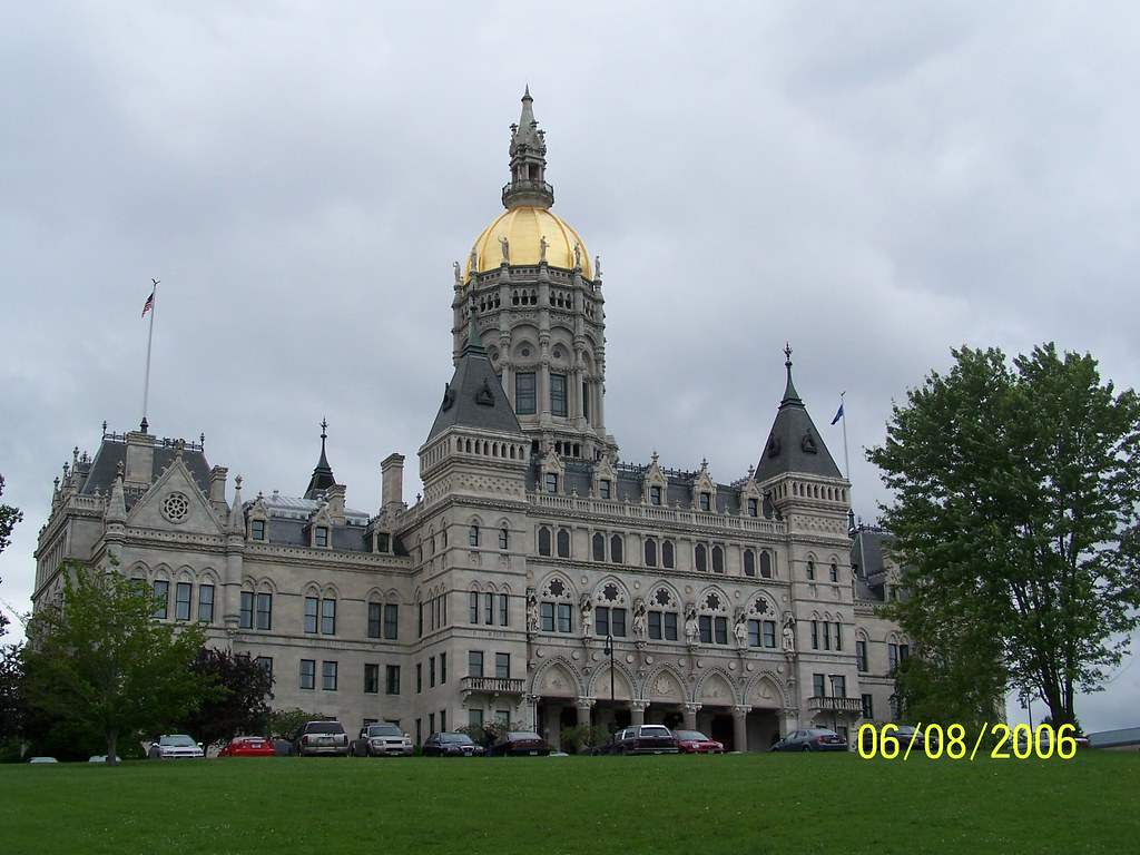 State capitol building hartford connecticut ct flickr for Builders in connecticut