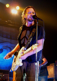 Pearl Jam's Eddie Vedder in Munich 12 June 2007 | by Mister J Photography