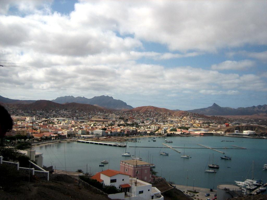 cabo verde isla de san vicente mindelo la capital de