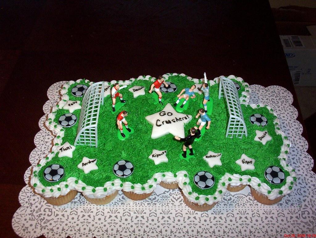 Soccer Cake Images