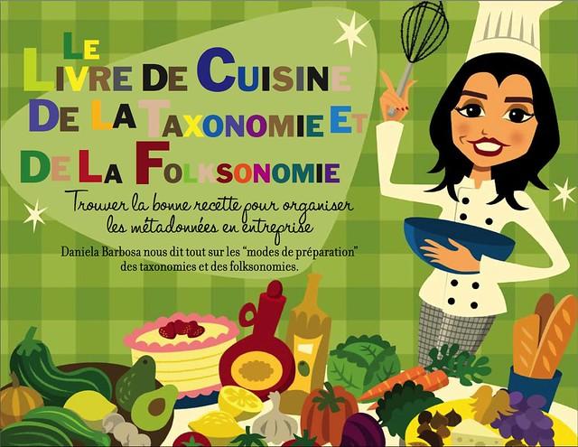 Le livre de cuisine de la taxonomie et de la folksonomie - Livre de cuisine traditionnelle francaise ...