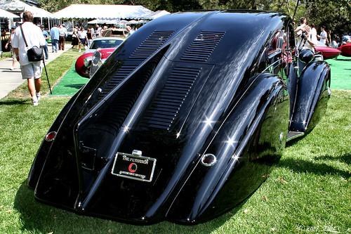 1925 rolls royce phantom i aerodynamic coupe rvr pasadena flickr. Black Bedroom Furniture Sets. Home Design Ideas