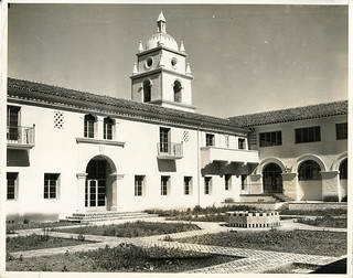 Bell Tower Courtyard | by California State University Channel Islands