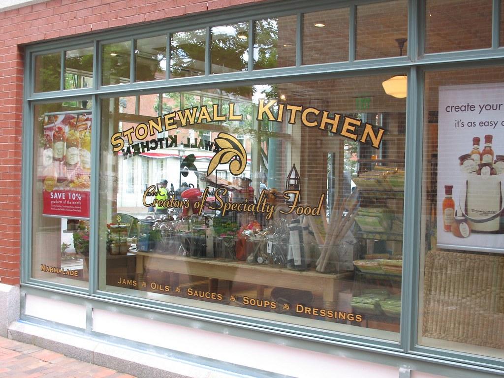 Stonewall Kitchen To Eliot Small Engine