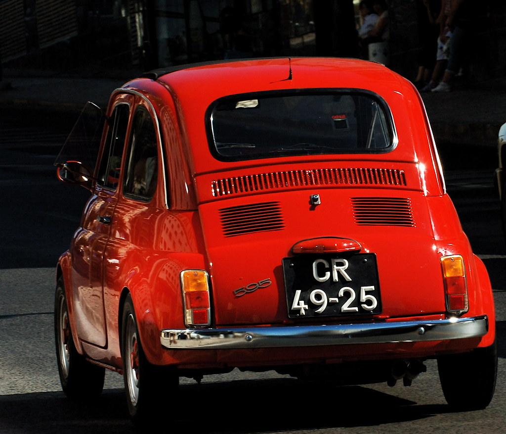 Fiat cinquecento | Lisboa,Portugal (Wikipedia) The Fiat 500 … | Flickr