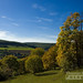 Autumn in thuringia