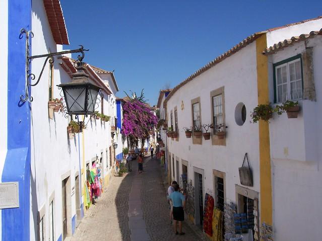 Obidos au Portugal
