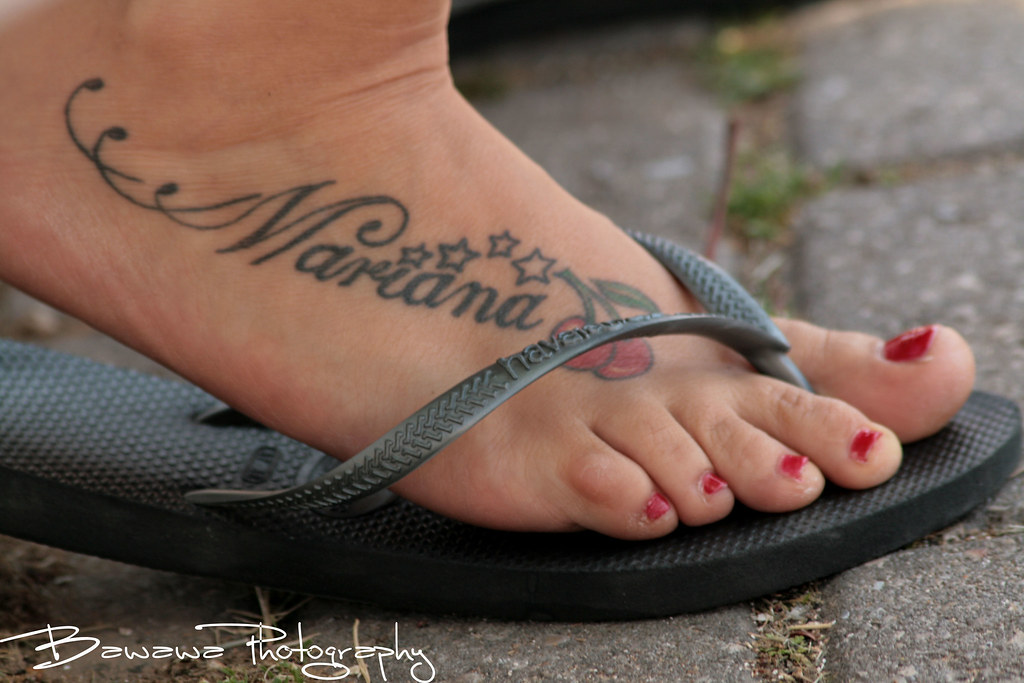 Mariana Tattoo Mariana Is The Name Of My Little Angel Tat Flickr