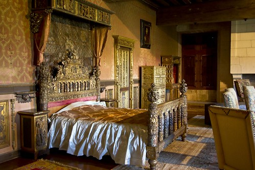 bourdeilles castle bedroom flickr photo sharing