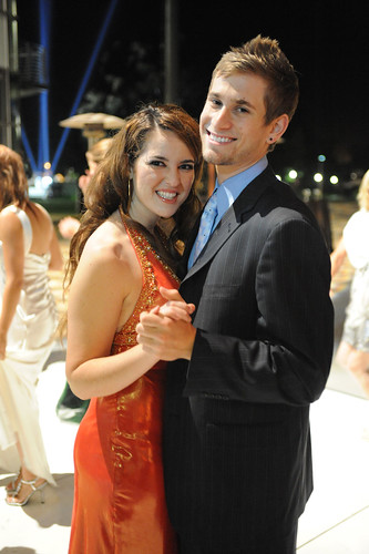 Student's dance the night away at the President's Dinner, Fall 2008. | by California State University Channel Islands