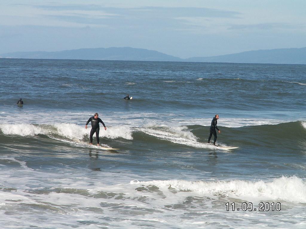 linda mar surf report