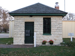 Historic Two Celled Jail