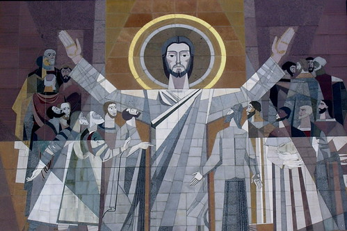 Touchdown Jesus | by Gregory Trieste