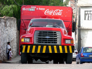 Coca Cola Ford Truck | by So Cal Metro