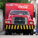 Coca Cola Ford Truck