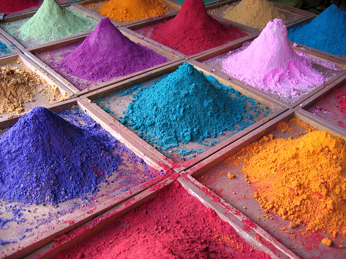 Indian pigments | by DanBrady