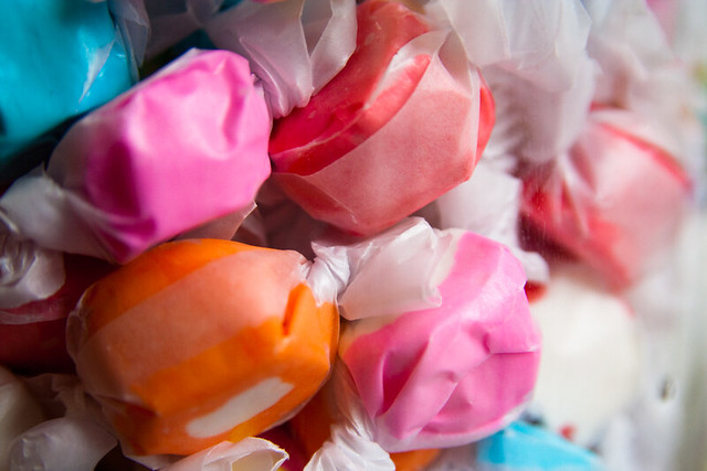 Colorful Wrapped Taffy Candy Food Macro May 13, 20106   Flickr
