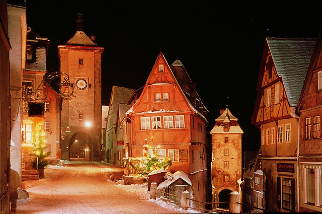 weihnachten in rothenburg ob der tauber flickr photo. Black Bedroom Furniture Sets. Home Design Ideas