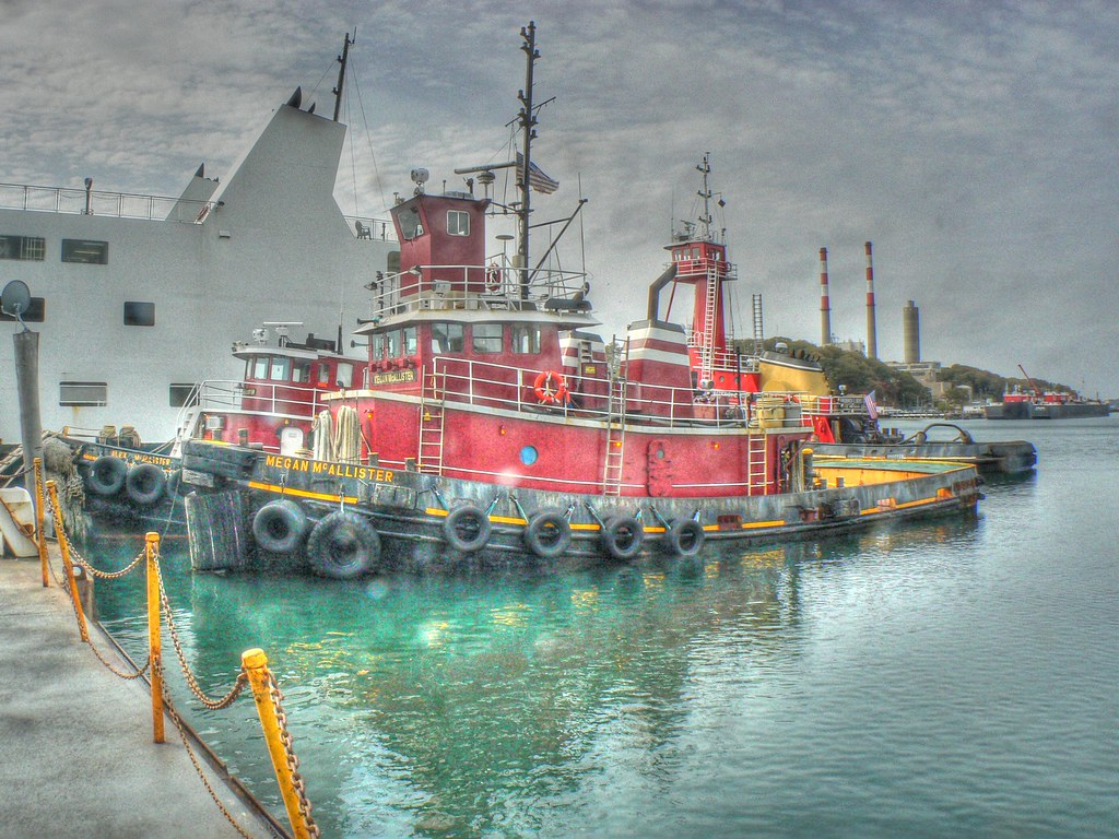 tugboats port jefferson long island ny i ferried today flickr. Black Bedroom Furniture Sets. Home Design Ideas
