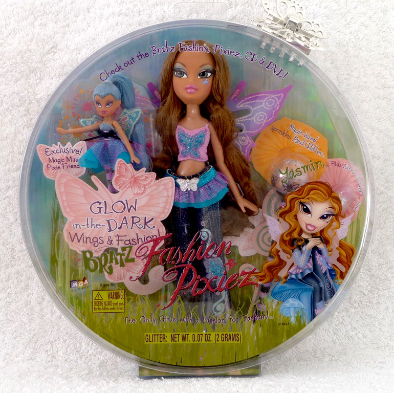 Bratz Fashion Pixiez Doll Yasmin Boxed Migglemuggle Flickr