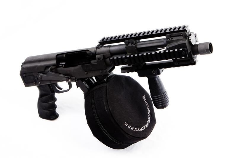 Saiga 12 Saiga 12 Accelerator Pistol From Accelerator