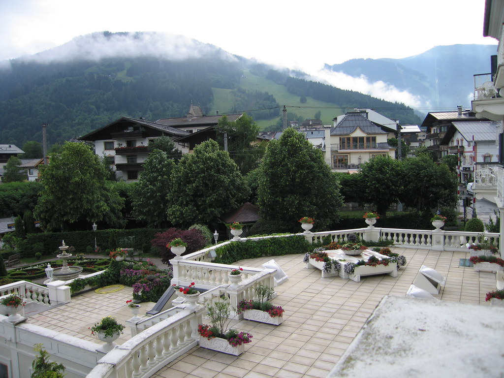 Grand Hotel Zell Am See Grand Spa