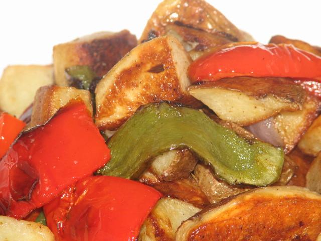 Mediterranean Style Roasted Vegetables