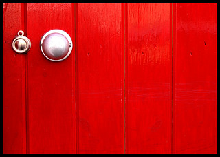 Cambridge doors: Red ! | by Sir Cam