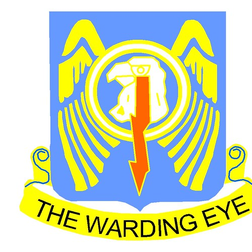 The Warding Eye | by A...
