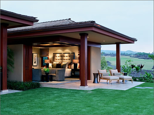Hawaiian home architecture by h s international interior for Hawaiian style architecture