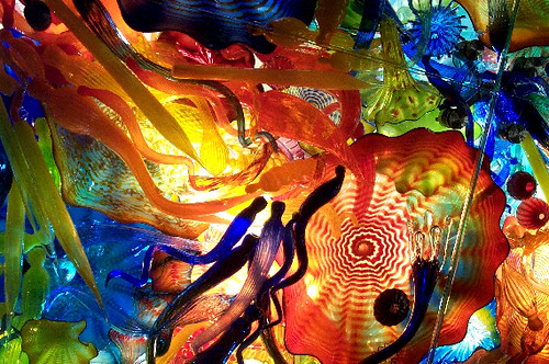 Dale Chihuly S Fireworks Of Glass At The Children S