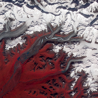 Susitna Glacier, Alaska | by NASA Goddard Photo and Video