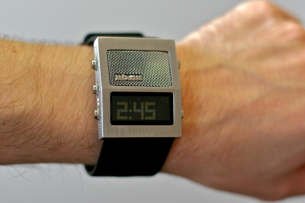Its About Time >> 8186 Geek o'clock | My new watch, the Nixon Dictator. It's g… | Flickr