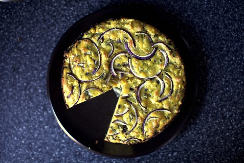 cauliflower cake pac-man | by smitten kitchen