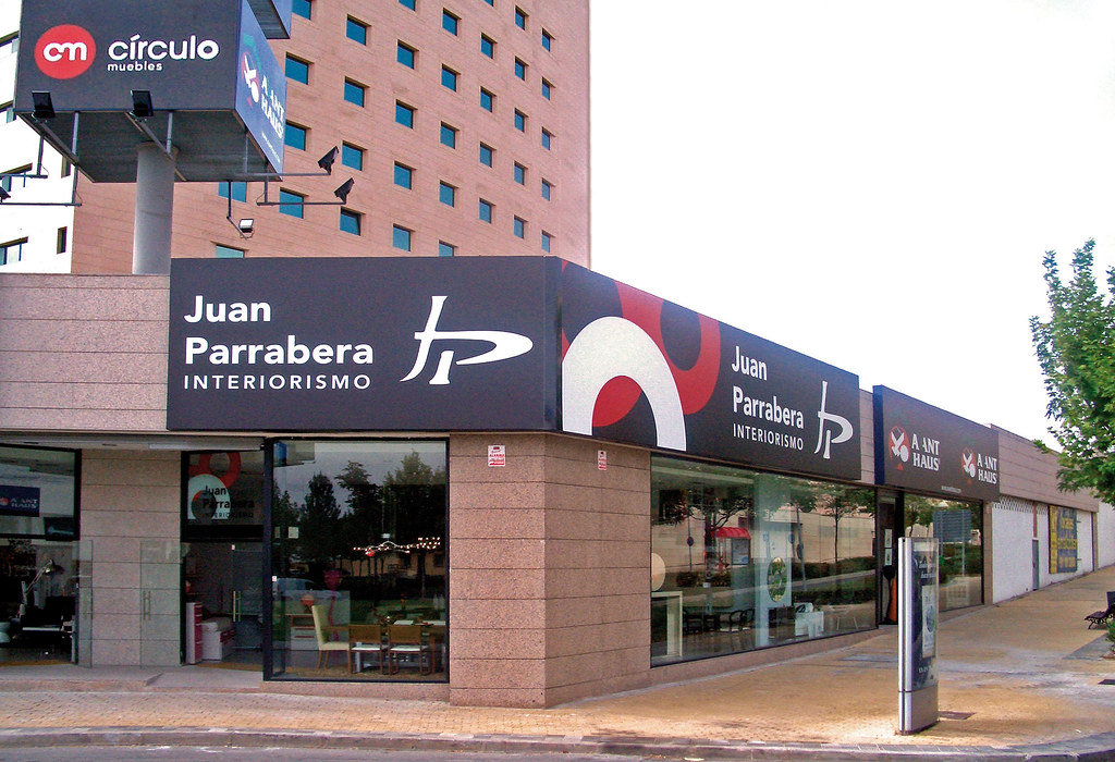 Tienda Círculo Muebles JUAN PARRABERA San Sebastián de los ...